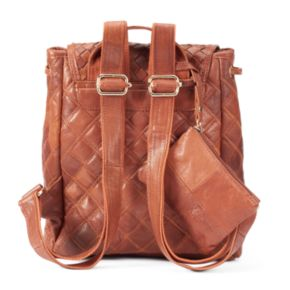 AmeriLeather Briella Leather Backpack
