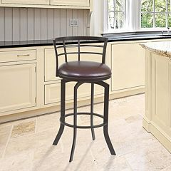 Armen Living Viper 30' Swivel Bar Stool