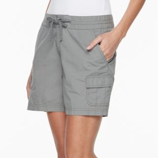 Women's Columbia Green Meadows Cargo Poplin Shorts