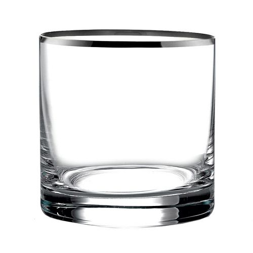 Fitz & Floyd Michel 4-pc. Double Old-Fashioned Glass Set