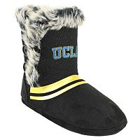 Women's UCLA Bruins Mid-High Faux-Fur Boots