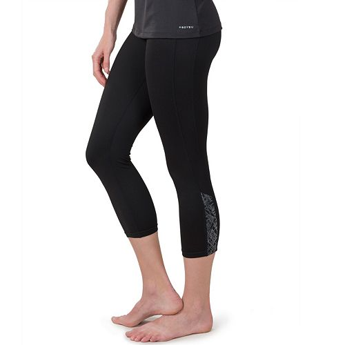 Women's Soybu Steel Core Yoga Capris