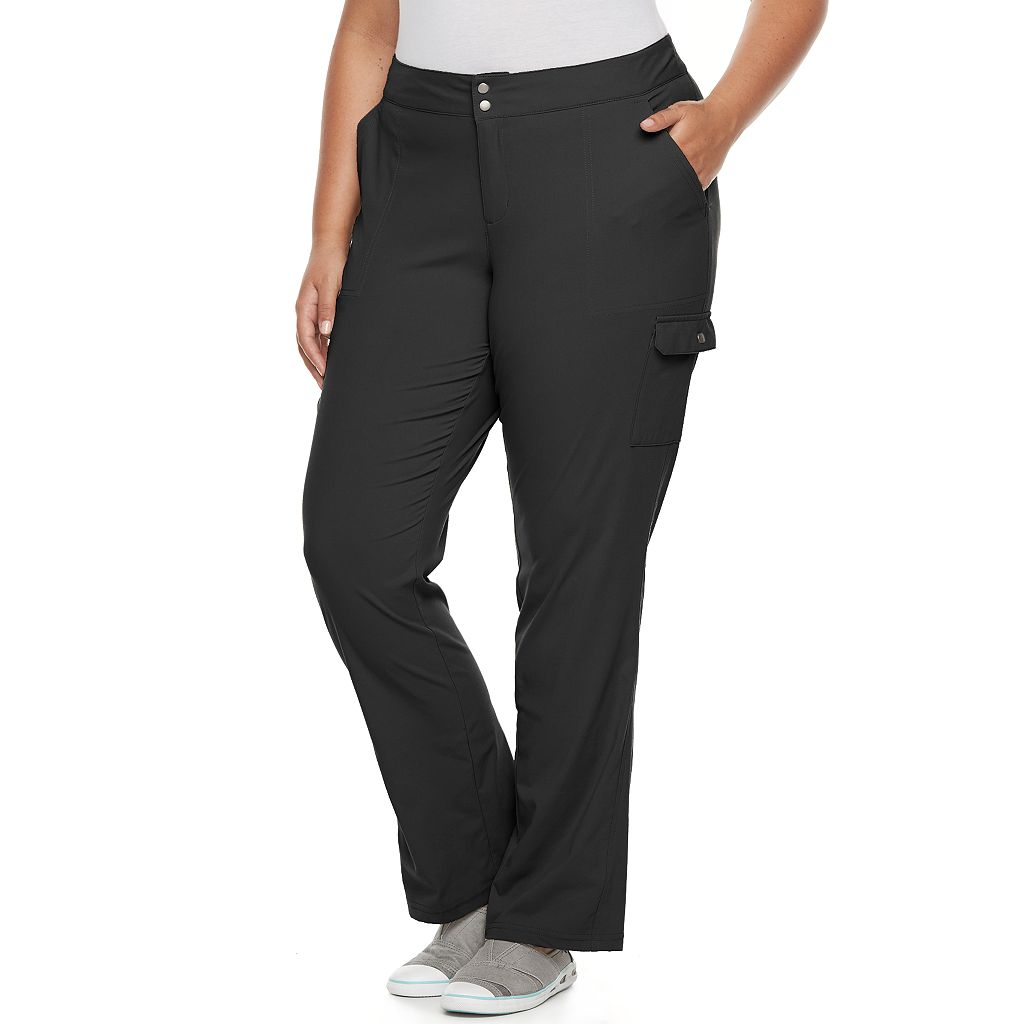 Plus Size Columbia Zephyr Heights II Straight-Leg Pants