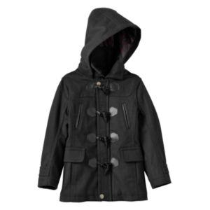Baby Boy Urban Republic Hooded Wool-Blend Coat