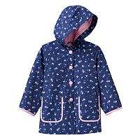 Toddler Girl Carter's Lightweight Floral Transitional Jacket
