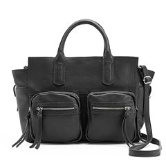 R&R Leather Commuter Leather Tote