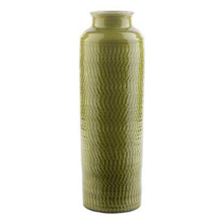 "Decor 140 Rismi 19"" x 7"" Dotted Texture Ceramic Vase"
