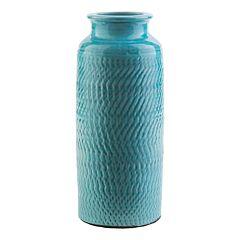 Decor 140 Rismi 13' x 5' Dotted Texture Ceramic Vase