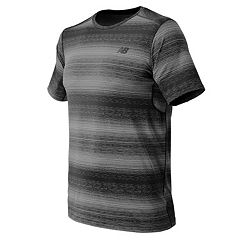 Men's New Balance Space-Dye Performance Tee