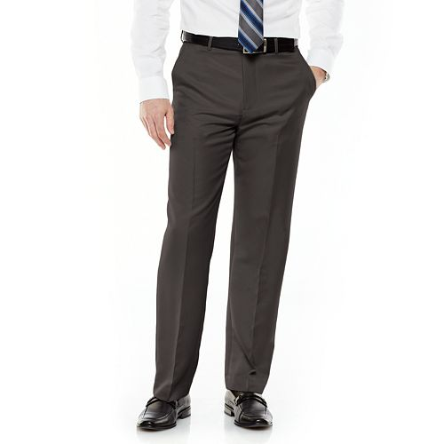 Big & Tall Croft & Barrow® Classic-Fit Performance Khaki Pants