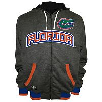 Men's Franchise Club Florida Gators Power Play Reversible Hooded Jacket