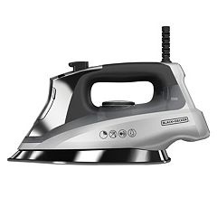 Black & Decker Allure Professional Steam Iron