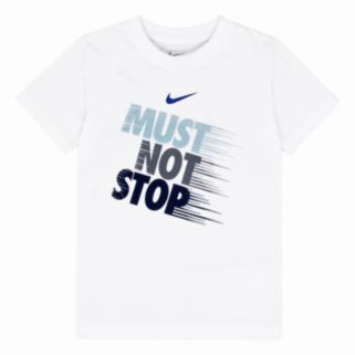 """Boys 4-7 Nike ''Must Not Stop"""" Graphic Tee"""