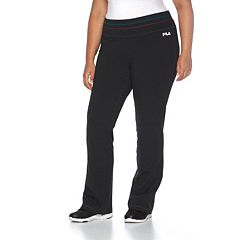 Plus Size FILA SPORT® Vibrant Workout Pants
