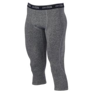 Big & Tall Tek Gear® DRY TEK Baselayer Three-Quarter Length Pants