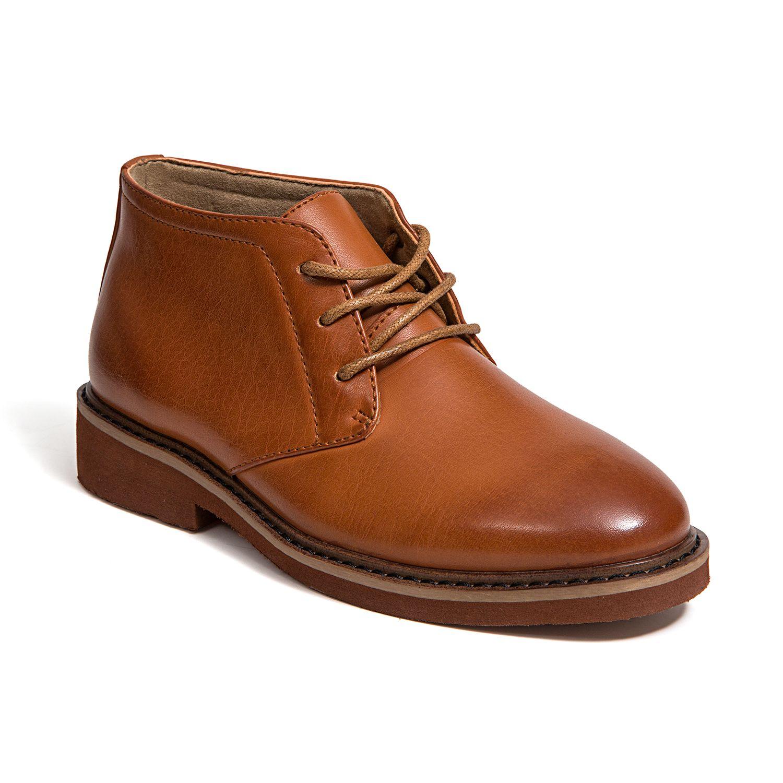 Brown Dress Shoes Boys