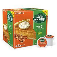 Keurig® K-Cup® Pod Green Mountain Pumpkin Spice Coffee - 48-pk.
