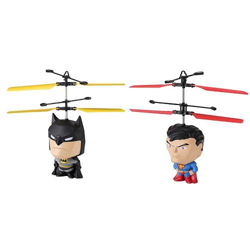 DC Comics Batman & Superman Motion Remote Control