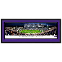 TCU Horned Frogs Football Stadium Framed Wall Art
