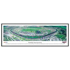 NASCAR Talladega Superspeedway Framed Wall Art