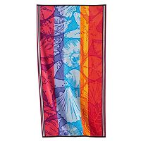 Celebrate Summer Together Multi Shell Beach Towel
