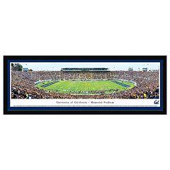 Cal Golden Bears Football Stadium Framed Wall Art