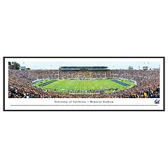 Cal Golden Bears Football Stadium Framed Wall Art