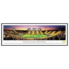 Iowa Hawkeyes Football Stadium Spirit Week Framed Wall Art