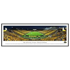Iowa Hawkeyes Football Stadium Framed Wall Art