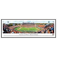 Illinois Fighting Illini Football Stadium Framed Wall Art