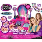 Shimmer & Sparkle Crazy Lights Super Nail Salon by Cra-Z-Art