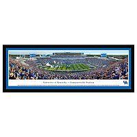 Kentucky Wildcats Football Stadium Framed Wall Art