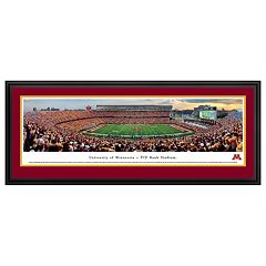 Minnesota Golden Gophers Football Stadium Framed Wall Art