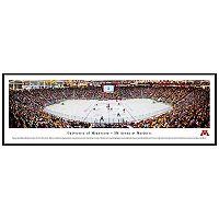 Minnesota Golden Gophers Hockey Arena Framed Wall Art