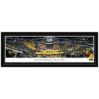 Missouri Tigers Basketball Arena Framed Wall Art