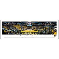 Missouri Tigers Basketball Arena Framed Wall Art