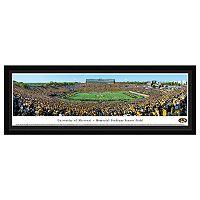 Missouri Tigers Football Stadium Day Framed Wall Art