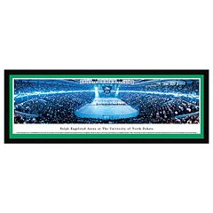 North Dakota Hockey Arena Anthem Framed Wall Art