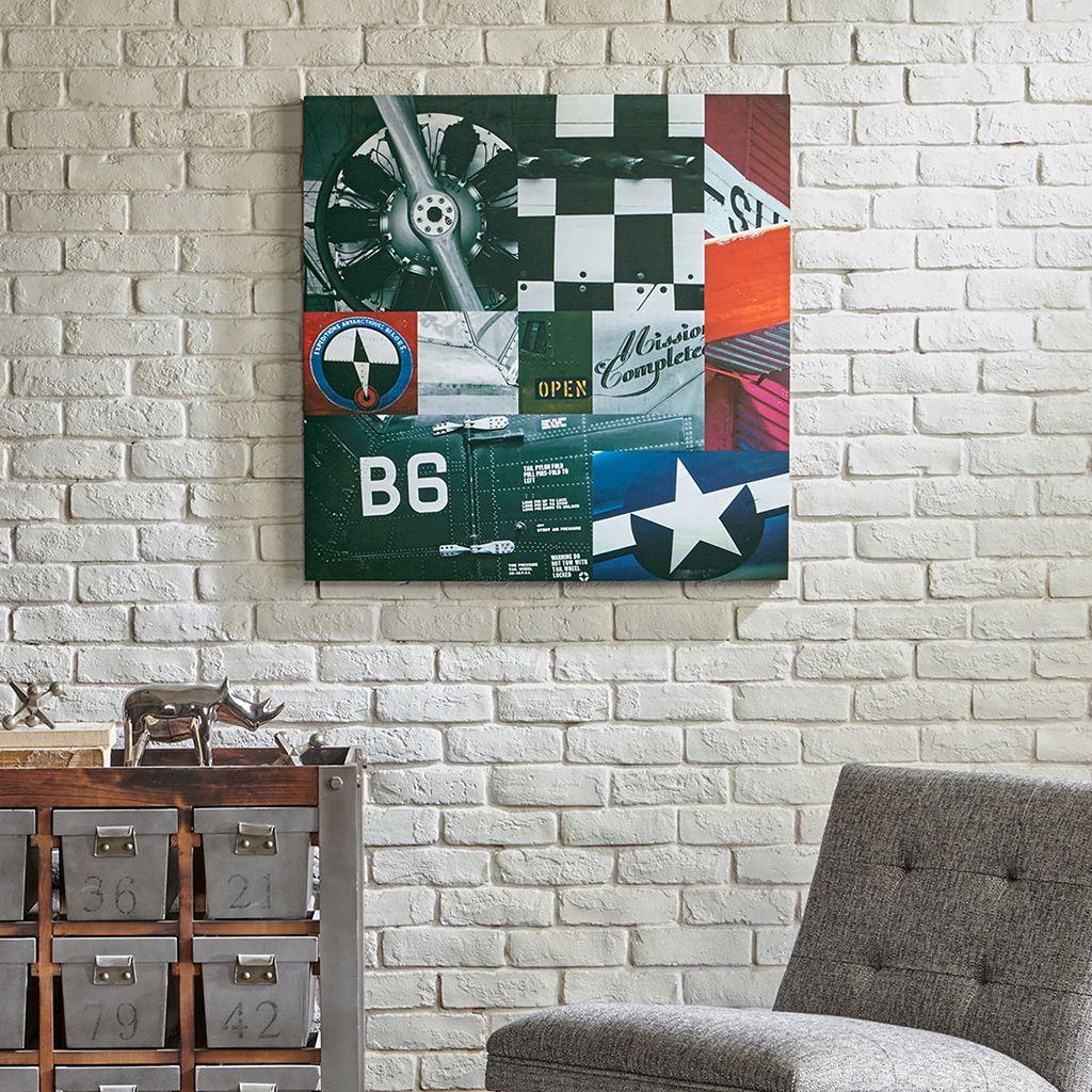 INK + IVY Take Off Box Wall Art