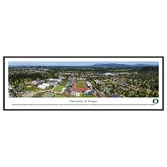University of Oregon Aerial Framed Wall Art