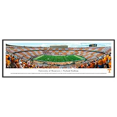 Tennessee Volunteers Football Stadium Framed Wall Art