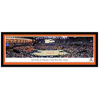 Virginia Cavaliers Basketball Arena Framed Wall Art