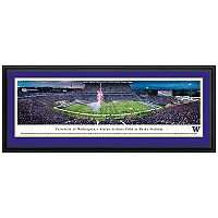 Washington Huskies Football Stadium Framed Wall Art
