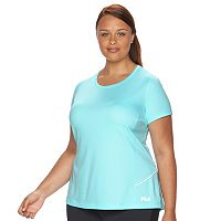 Plus Size FILA SPORT® Break Through Workout Tee