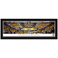 Wichita State Shockers Basketball Arena Framed Wall Art