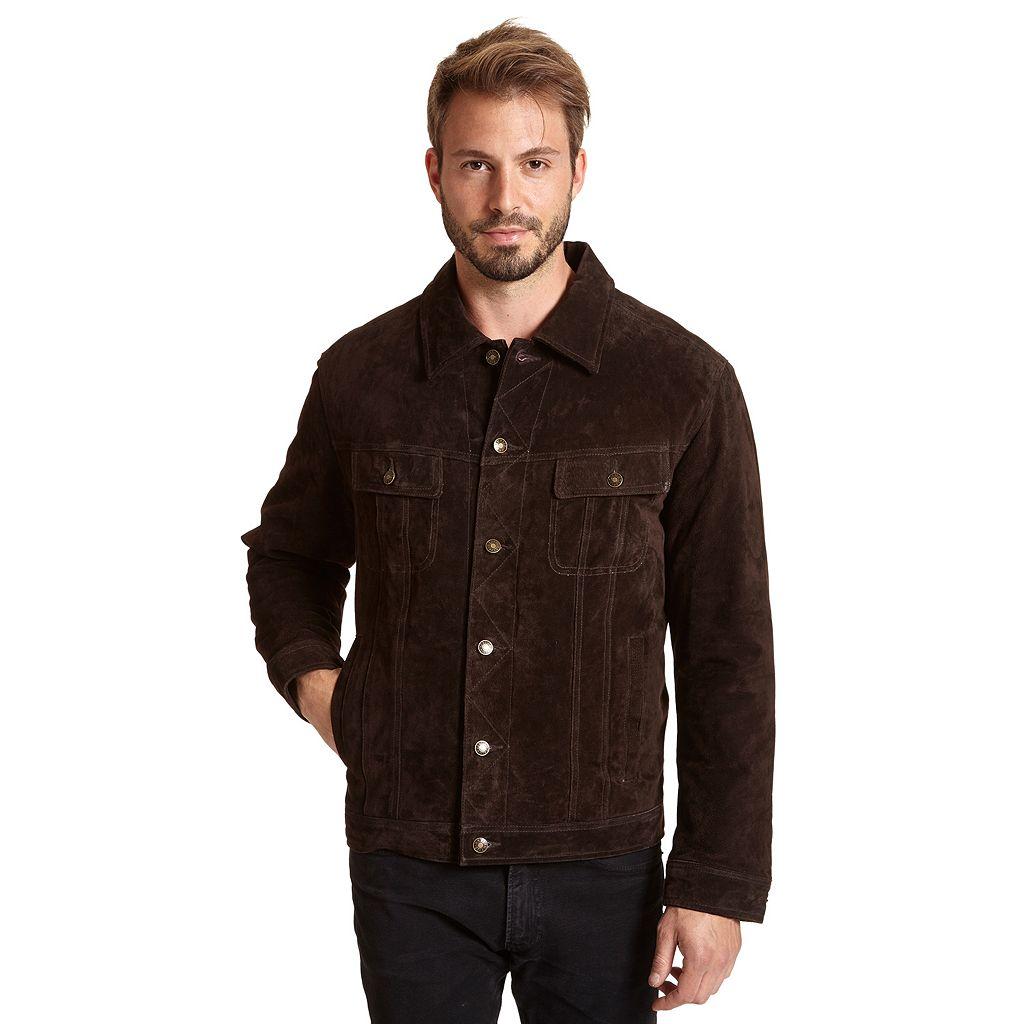 Men's Excelled Suede Jacket
