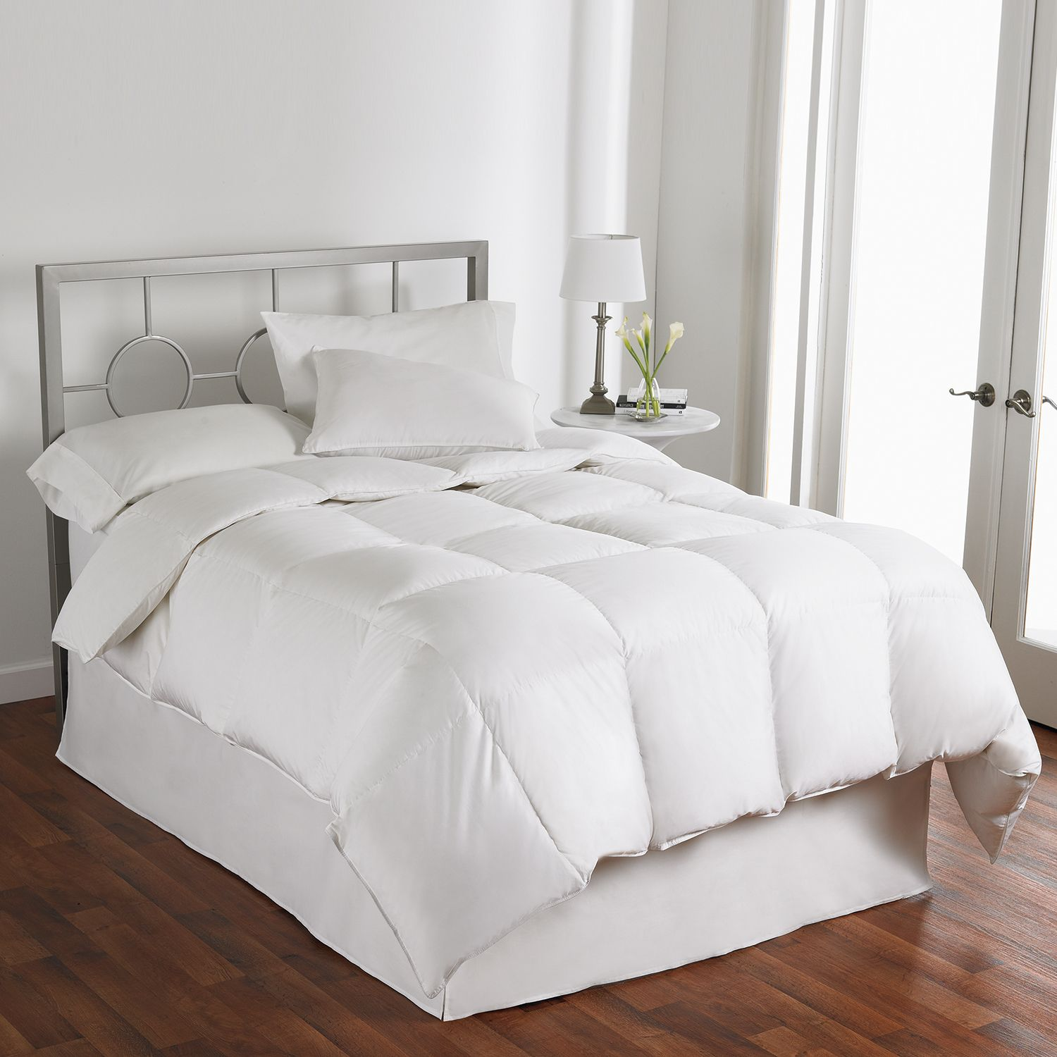 estate by croscill 400 thread count goose down comforter - Down Comforters