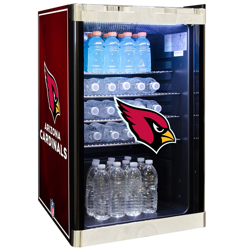 Arizona Cardinals 4.6 cu. ft. Refrigerated Beverage Center