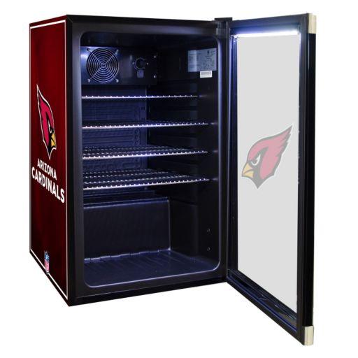Arizona Cardinals 4.6 cu. ft. Refrigerated Beverage Center