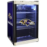 Baltimore Ravens 4.6 cu. ft. Refrigerated Beverage Center
